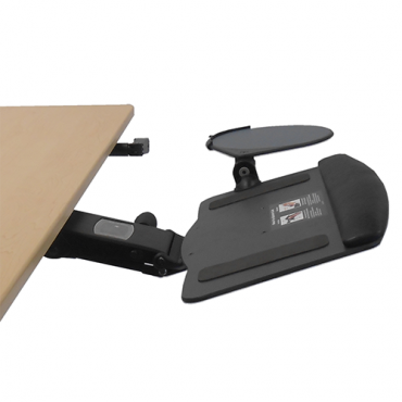 ThermoDesk Stowaway Ergonomic Keyboard Tray