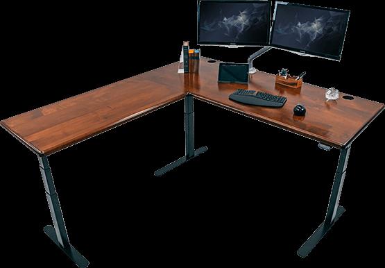 Lander L-Desks