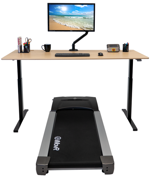 Lander Lite Treadmill Desks