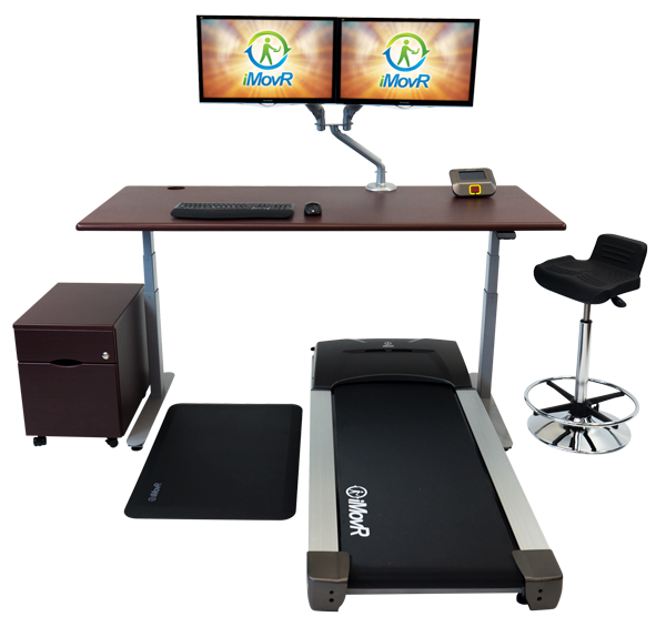 Lander Treadmill Desks