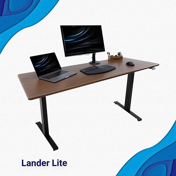 Lander Lite Desks at Home