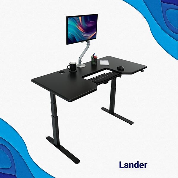 Lander Desks at Home
