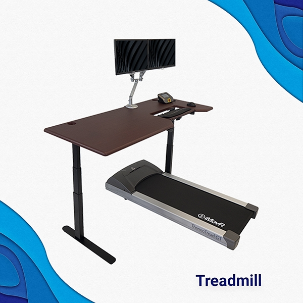 Treadmill Desks at Home