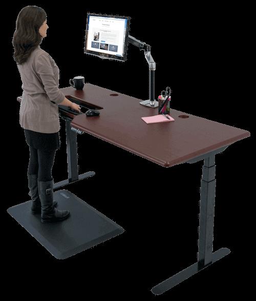 SteadyTypeⓇ Desks