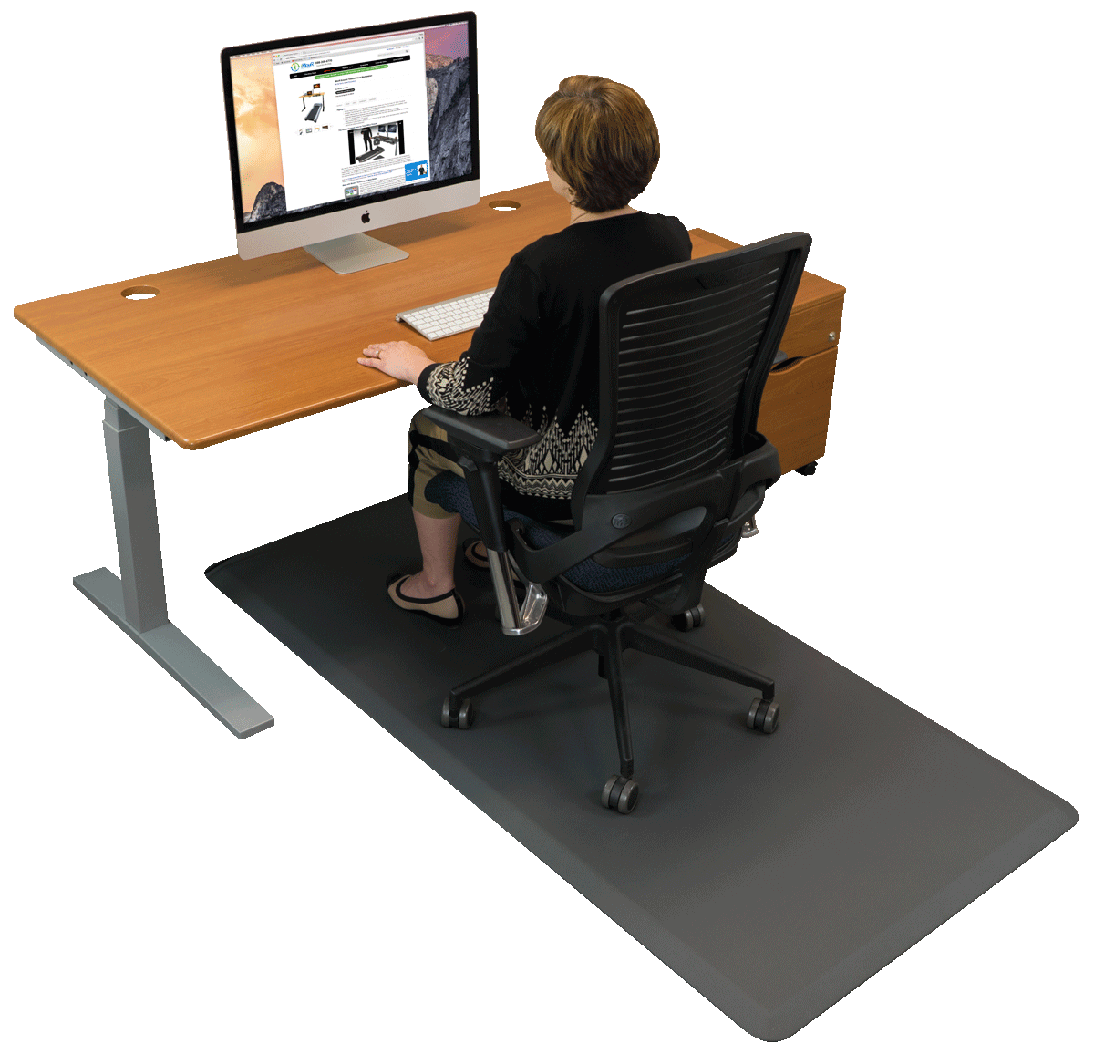 Buy Anti Fatigue Mats Best Mat For Standing Desks Imovr