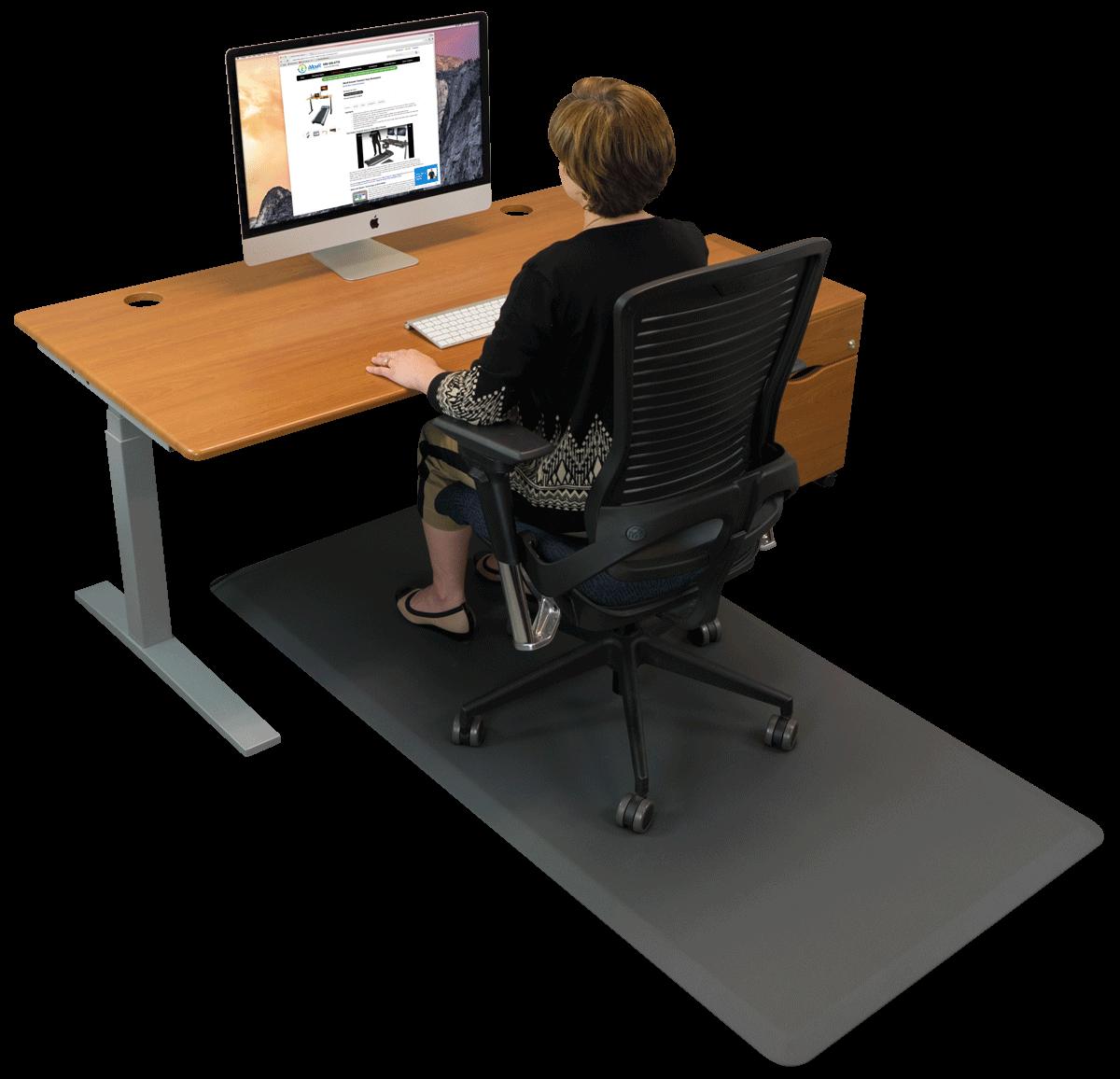 Hybrid Sit-Stand Mats