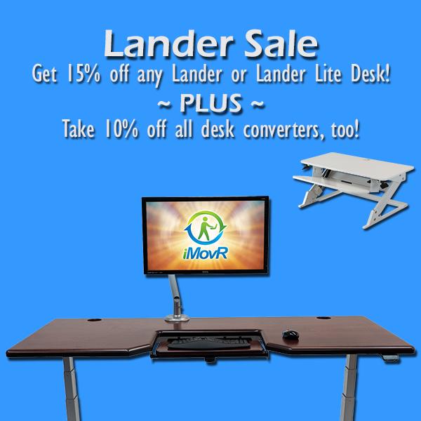 The Lander Sale