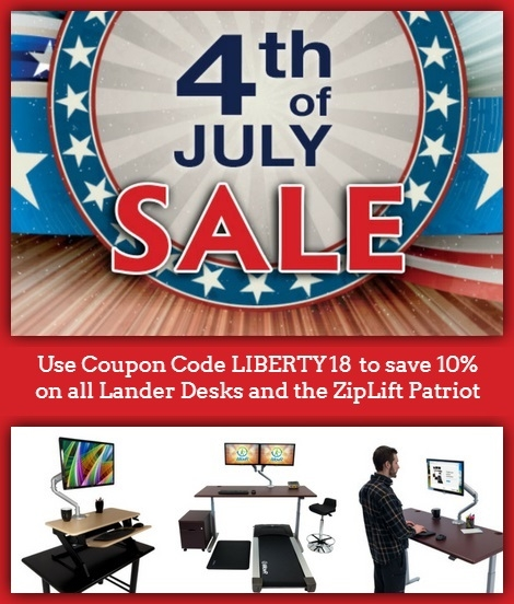 Save 10% this 4th of July!