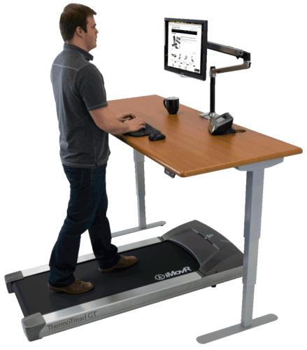Standard Treadmill Desks