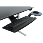 Stowaway Adjustable Keyboard Tray