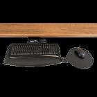 Trackless Keyboard Tray