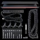 Tucker™ Pro Cable Management Kit for Standing Desks