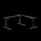 Lander - Electric Standing Desk Base (3-Leg)