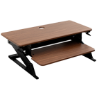 ZipLift Patriot 35″ Standing Desk Converter