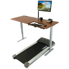 Cascade Treadmill Desk Workstation