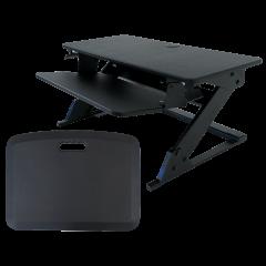 iMovR ZipLift+ w/ FREE EverMat™ Standing Mat