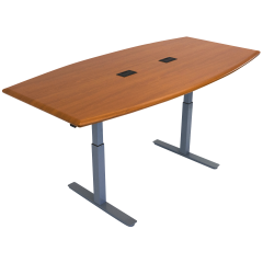 Synapse Conference Table - Boat