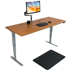 "Energize Standing Desk (30"" depth)"