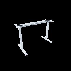 iMovR Studio 470 DIY Standing Desk Base Frame - Angled