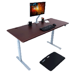 iMovR Lander Desk - Hero Shot