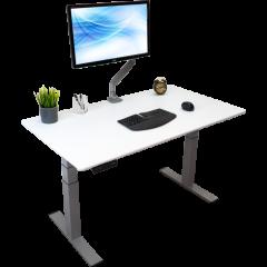 White ZipDesk, 30×53