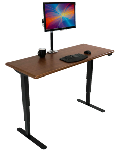 "Energize Compact Standing Desk (24"" depth)"