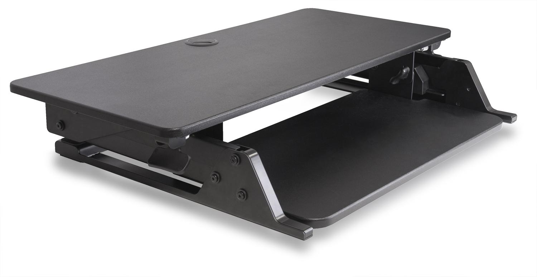 Varidesk review standing desks epic reviews - Imovr Ziplift Standing Desk Converter