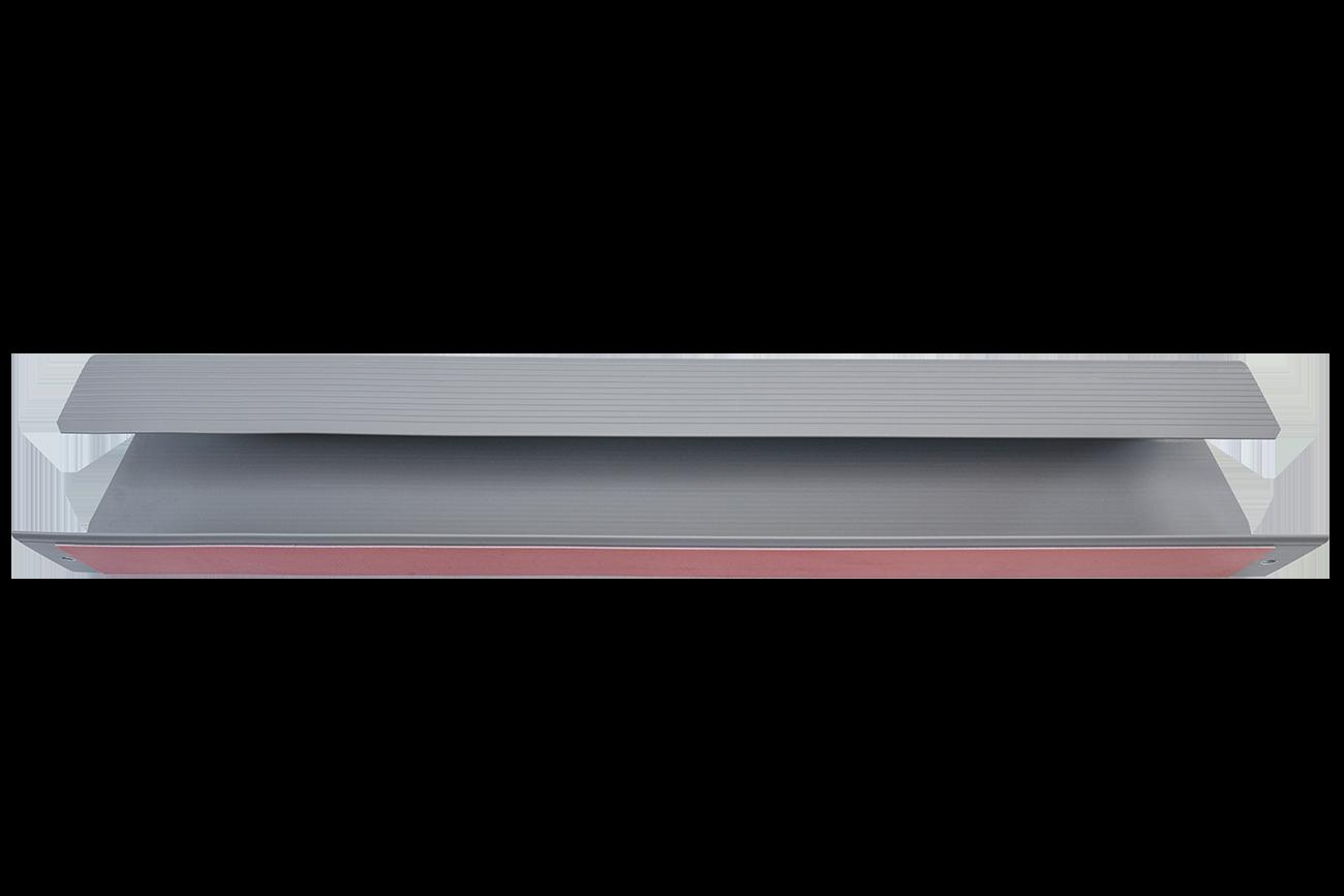 Gray Cable Tray