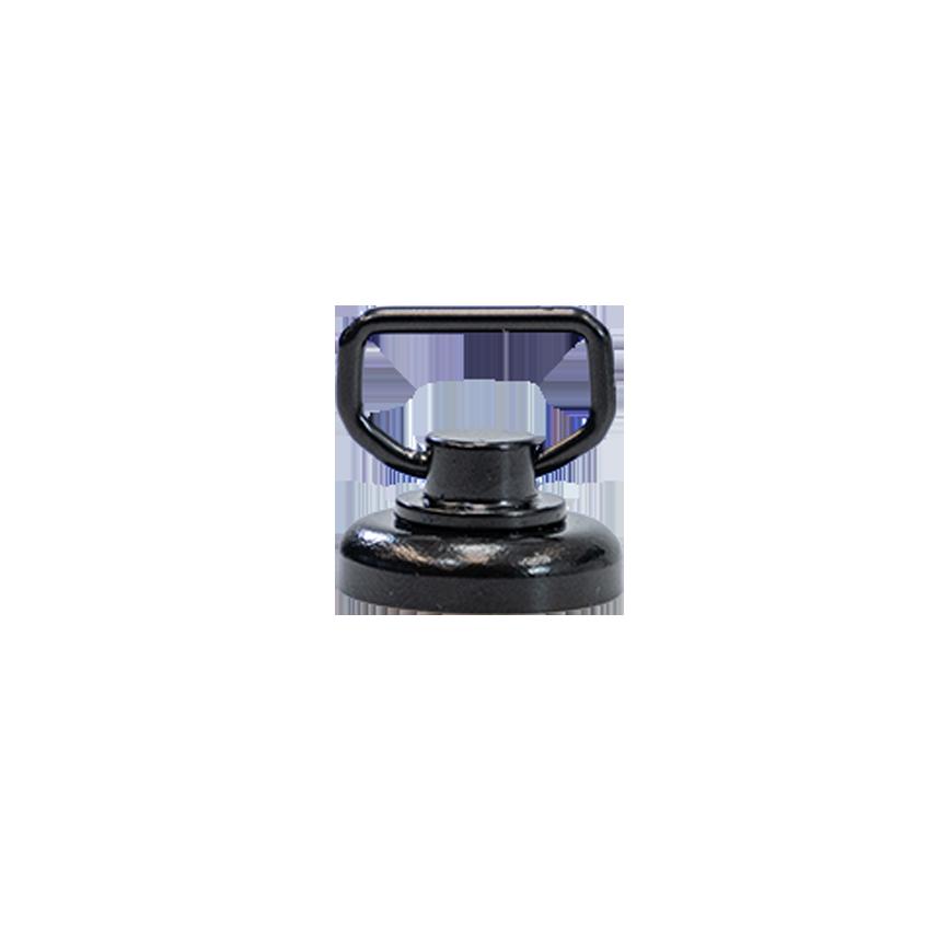 Black Super Magnet Cable Mount