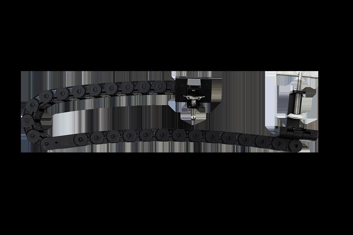 Black Link Chain