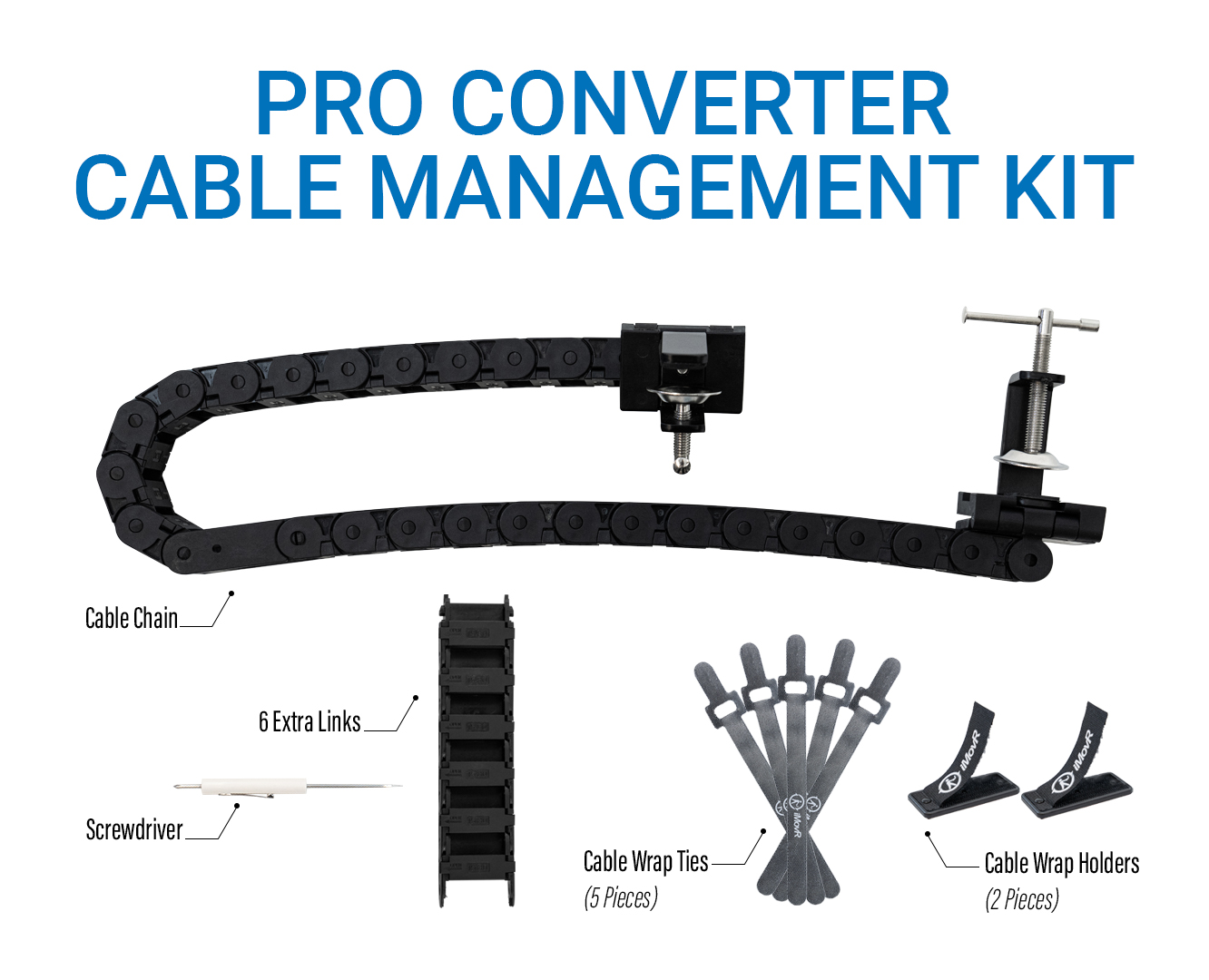Tucker Pro Kit for Desk Converter