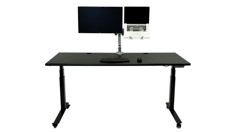 iMovR Laptop Mount Tray for Monitor Arms