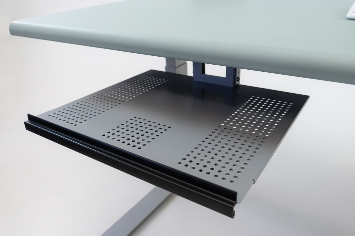 iMovR Tech Dock retracted and extended