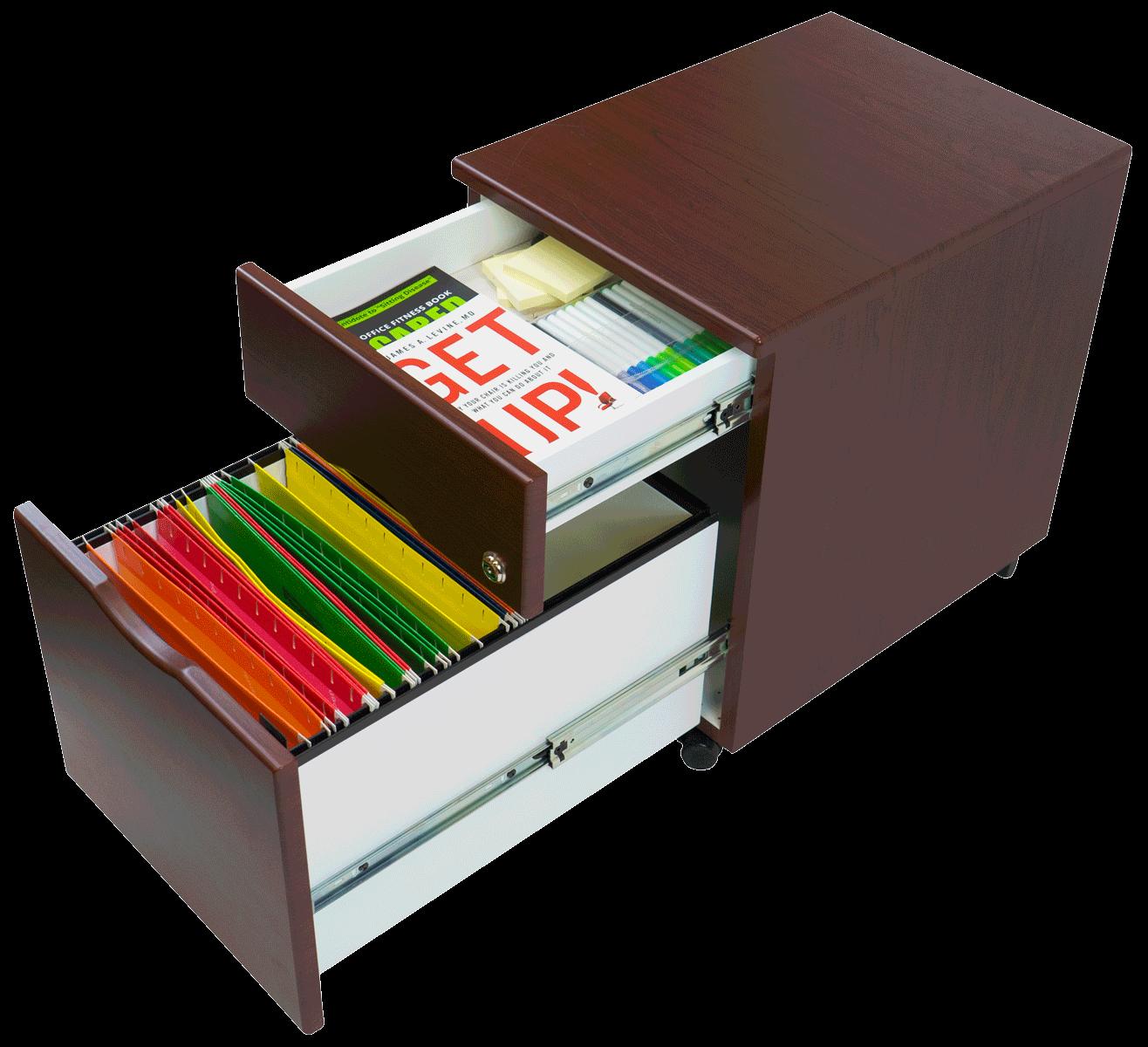 iMovR Mobile File Cabinet