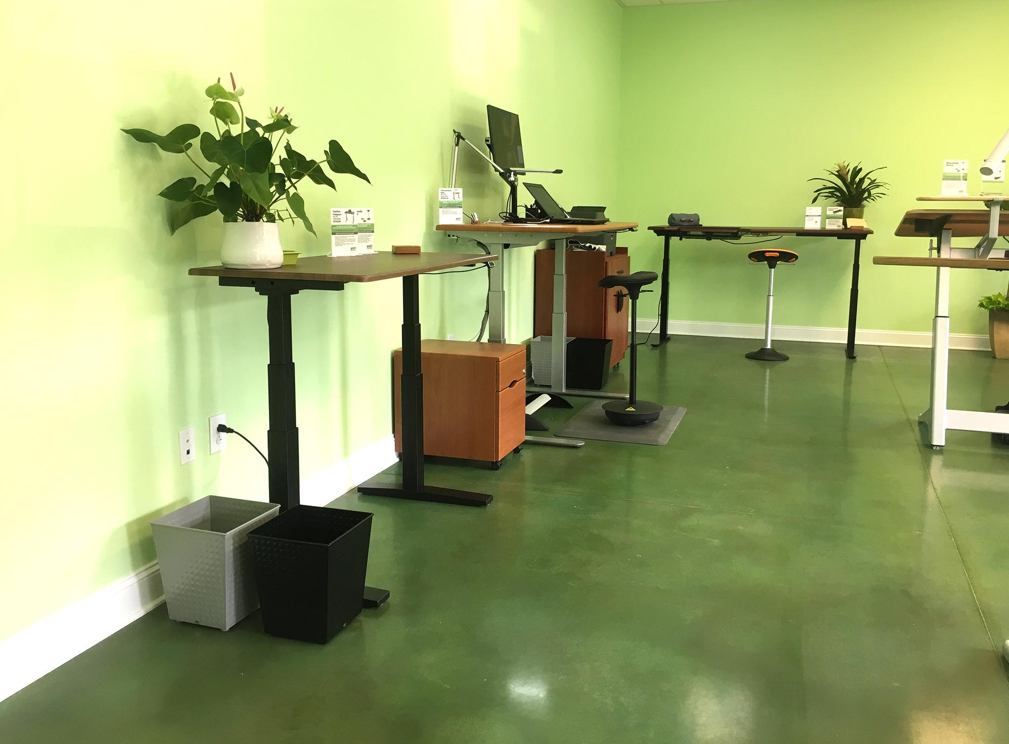 Ergo and Eco Showroom South Carolina