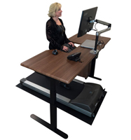 ThermoTread Everest Treadmill Desk