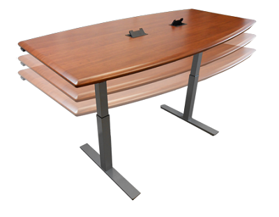 Synapse Conference Tables - Choice of 7 Sizes & 11 Standard Finishes
