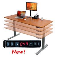 New UpTown Standing Desk