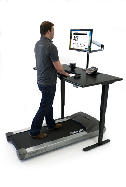 Buy the Best Treadmill Desks & Under Desk Treadmills - iMovR