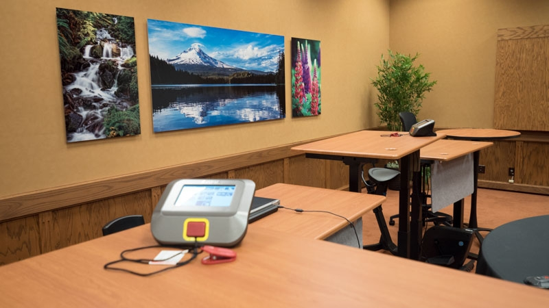 Adventist Innovation Center, Thermotread Console