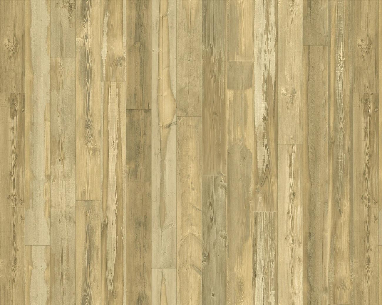 Reclaimed Pine Cabin Full Pattern