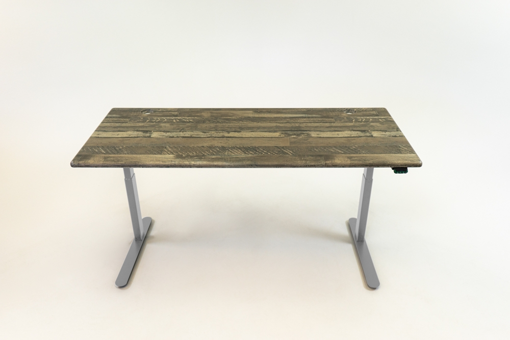 Lander Desk in Reclaimed Pine Cabin
