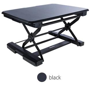 """iMovR+Eureka 26"""" Laptop Riser - Black"""