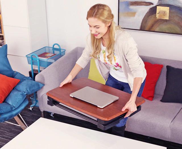 "iMovR+Eureka 26"" Laptop Riser - Portable"