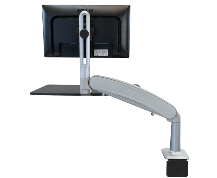 Cadence Express, Monitor Adjustability