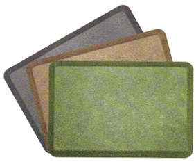 EcoLast Mats- 7 Colors, 6 Sizes, 2 Types