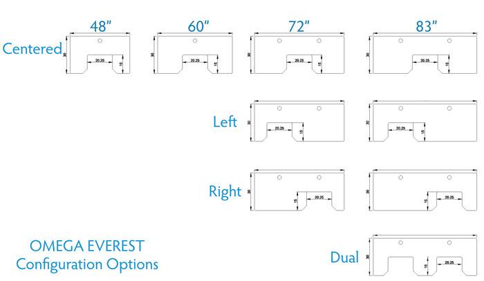 Standing Desk Ergonomics Diagram