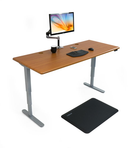 freedom energize stand up desk