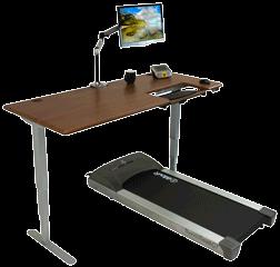 Cascade Treadmill Desk