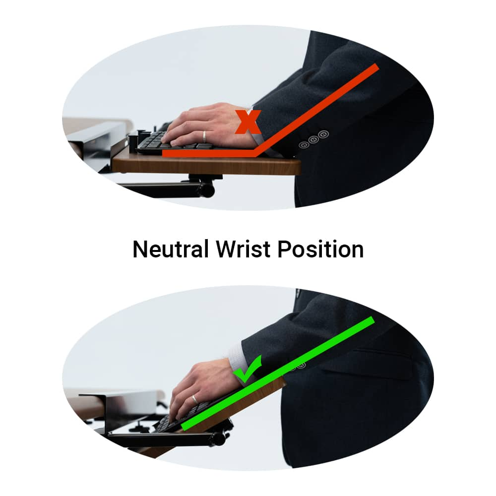 Neutral Wrist Position